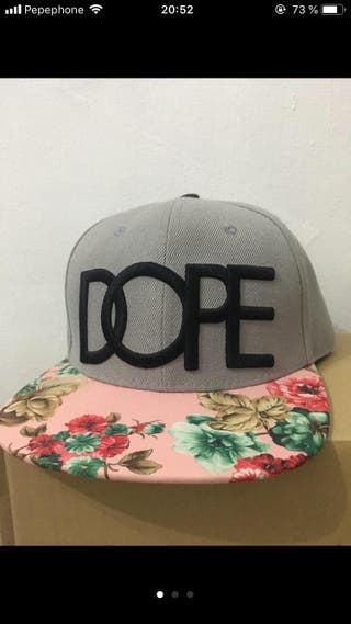 Gorra Dope