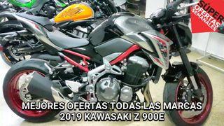 2019 MOTOS NUEVAS KAWASAKI Z 900E MEJORES OFERTAS