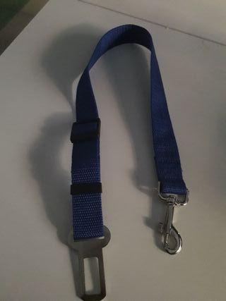 Cinturón de seguridad para perr@