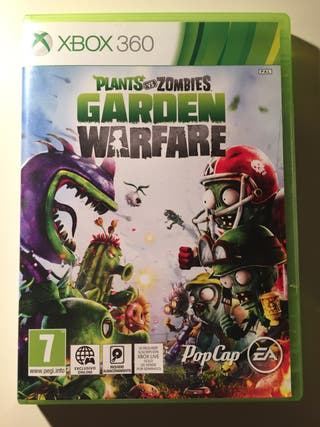 Juego Plants vs Zombies