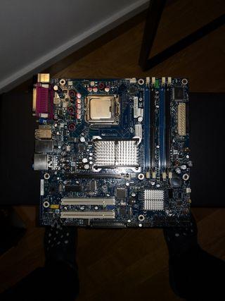 Placa Base y CPU Intel