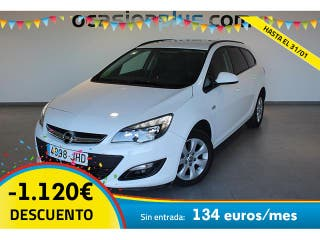 Opel Astra 1.6 CDTI Sports Tourer SANDS Business 100 kW (136 CV)