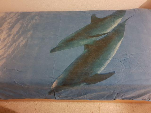 Funda Nordica Delfines.Funda Nordica Delfines De Segunda Mano Por 3 En Caceres En