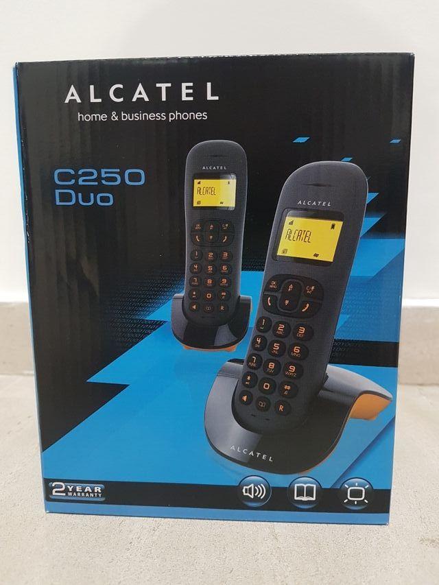 Alcatel C250 duo