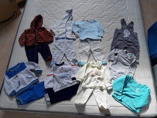 Lote ropa niño 6 meses