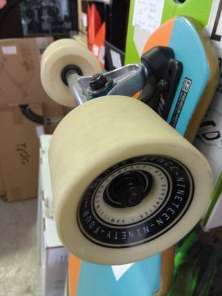 Skate Longboard Freeride