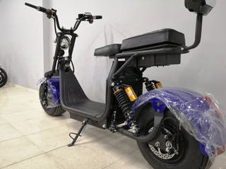 Citycoco Scooter Electric . Patinete eléctrico.