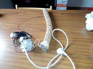 Resistencia eléctrica acumulador. Kit 2400W 230V