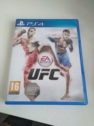 UFC PlayStation PS4