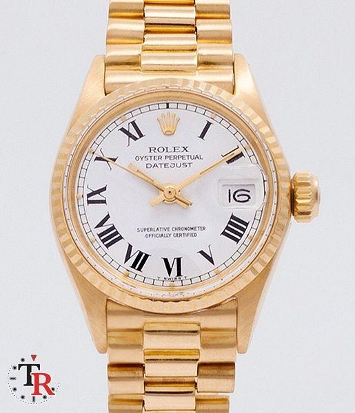 6bac7ed891e4 Reloj Rolex Datejust Dama de segunda mano por 3.790 € en Madrid en ...