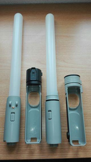 Espadas laser star wars para wii.