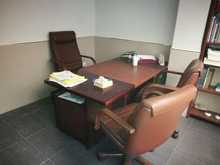 conjunto de mueble para despacho