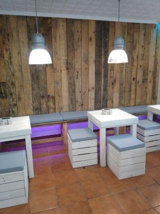 Mobiliario para negocios