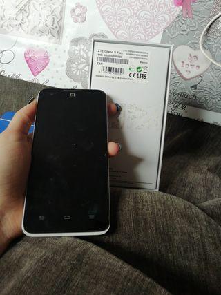 se vende móvil para piezas ZTE