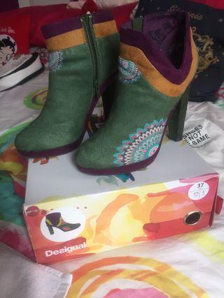 Zapatos desigual 37