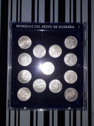 Colección Monedas Del Reyno de Navarra