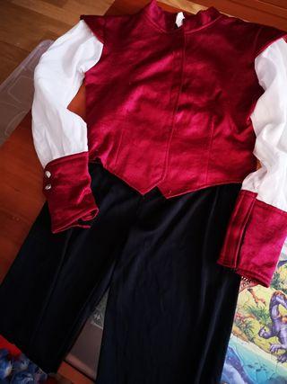 Disfraz de pirata/corsario