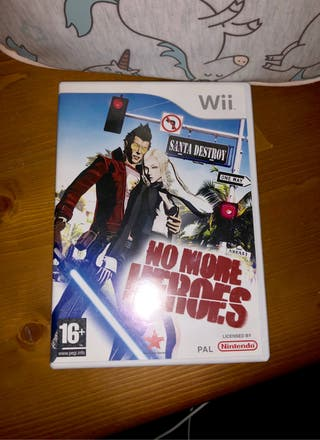 Woo more héroes wii