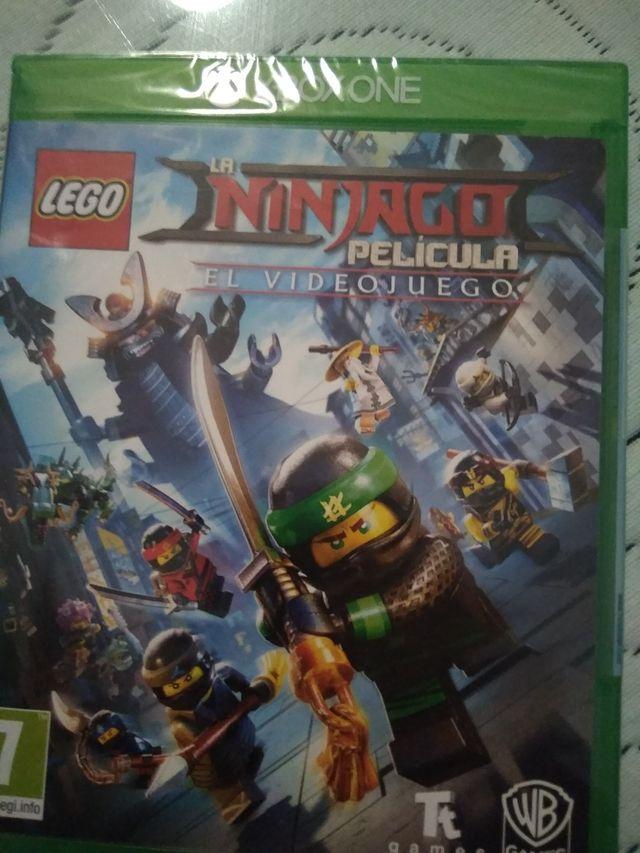 varios juegos de Xbox one