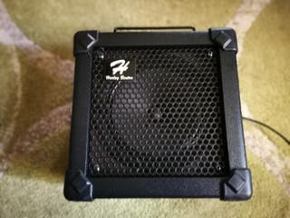 amplificador de guitarra dual