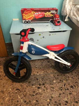 Bici sin pedales niños