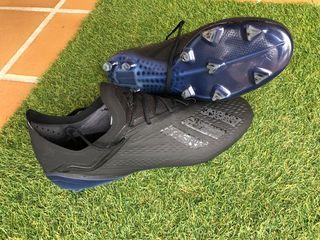 Botas de fútbol Adidas X de segunda mano en Madrid en WALLAPOP 8e05bcf8ea2d7