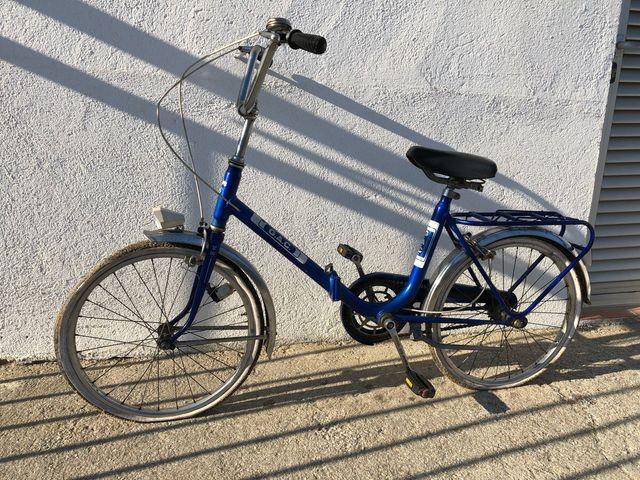Bicicleta plegable GAC