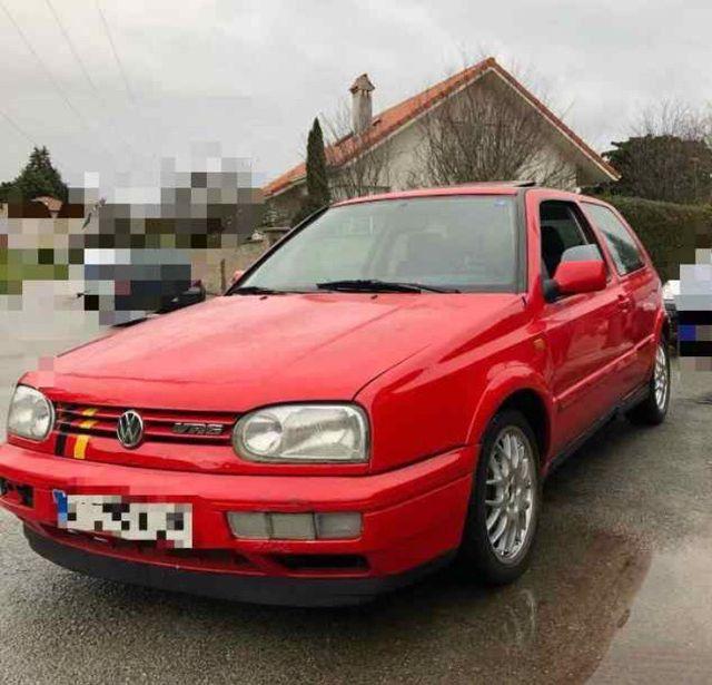 Volkswagen Golf 1992