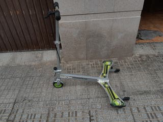 scooter patinate