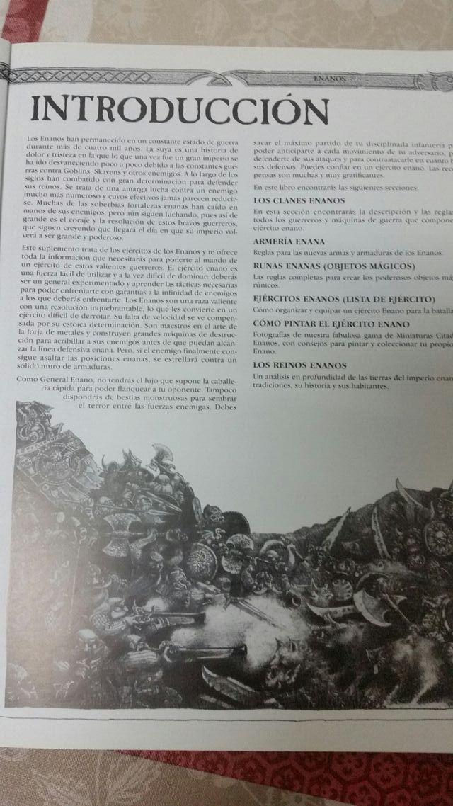 Warhammer ENANOS