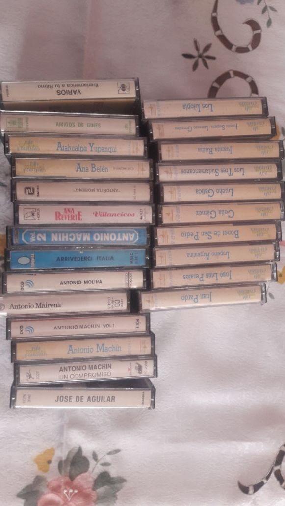cintas cassete