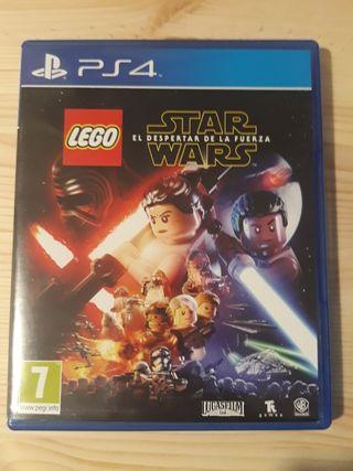 Lego: Star Wars: El Despertar de la Fuerza (PS4)