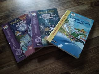 lote libros de Gerónimo Silton