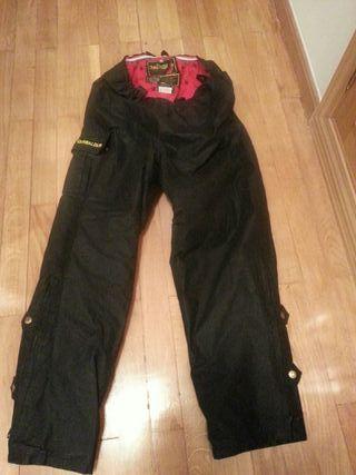 Pantalones moto Garibaldi