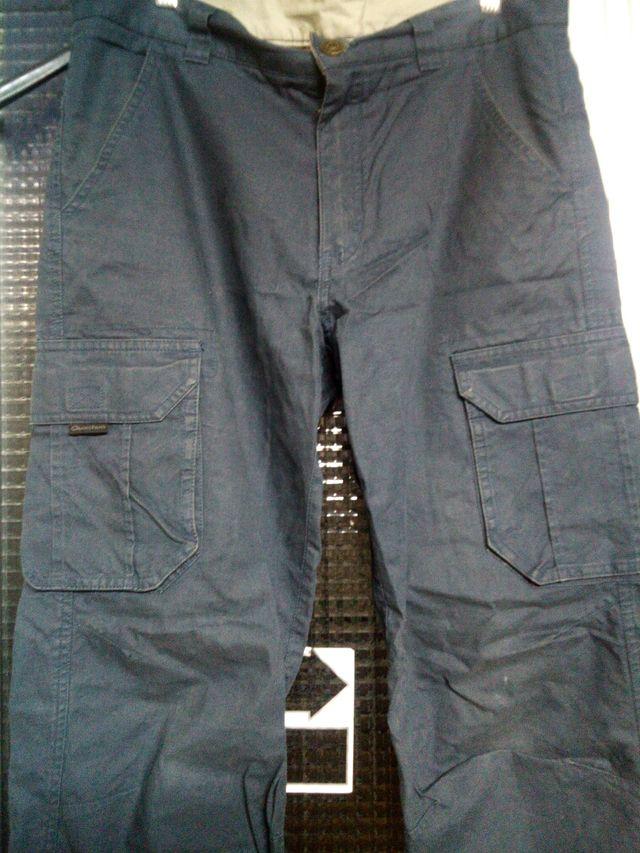 pantalón quechua t.42