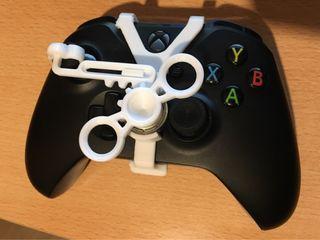 Mini volante para mando Xbox one