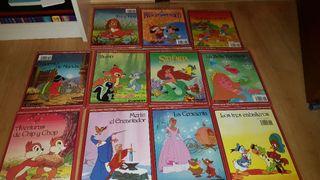 lote libros Disney
