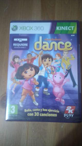 Nickelodeon Dance para Xbox360