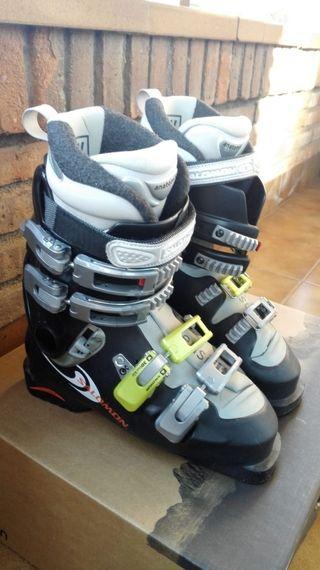 Botas esquí mujer