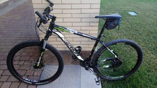 """Bicicleta Merida Big Seven 300 27,5"""" Talla M"""