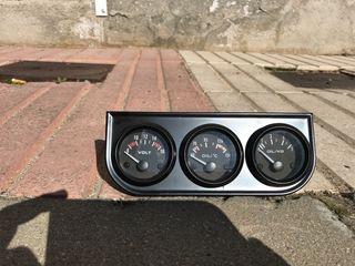 Relojes coche salpicadero