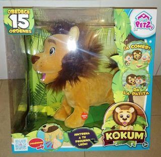 Kokum León interactivo
