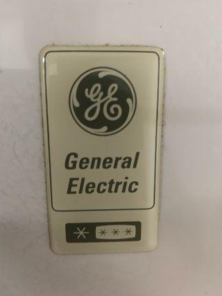 Nevera congelador general eléctric