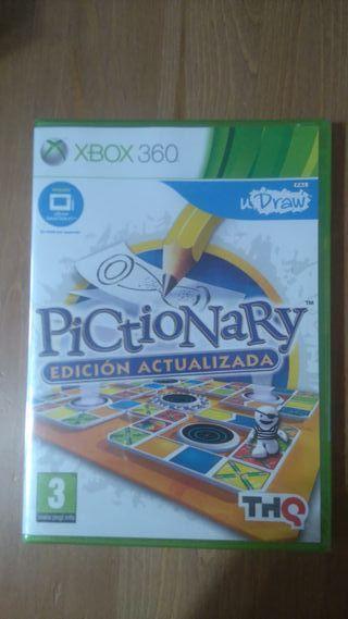 Pictionary ed. actualizada para XBOX360