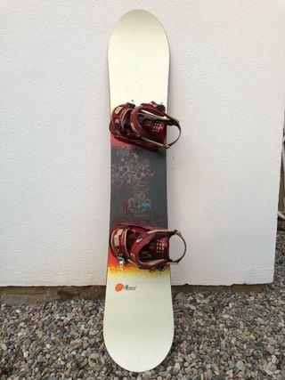 Tabla ROSSIGNOL DIVA snowboard mujer