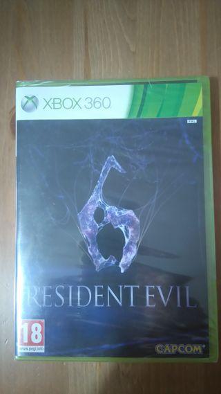 Resident Evil 6 para XBOX360
