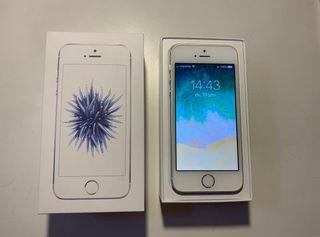 Iphone SE plata