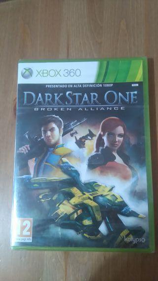 Dark Star One, broken alliance para XBOX360