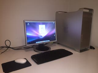 MAC POWER G5 COMPLETO
