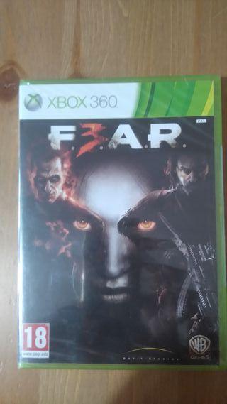 F.3.A.R. para XBOX360. FEAR 3.
